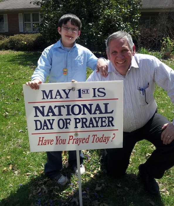 National Day of Prayer 1