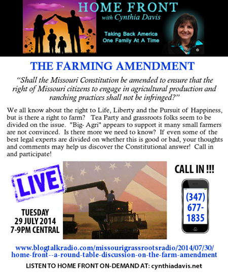 The Farm Amendment
