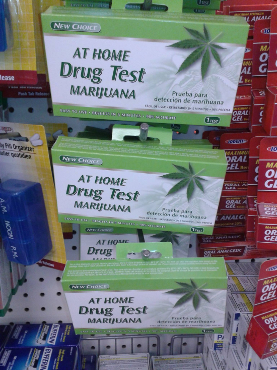 This is a photo of tests people can buy at a dollar store.  Doesn't it make you wonder who is buying these and why people are buying these?