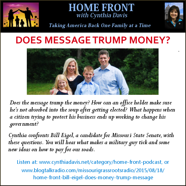 Does Money Trump Message 3