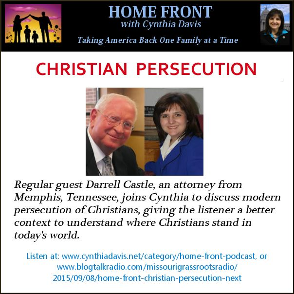 Persecution Are They Coming For Us Yet 3